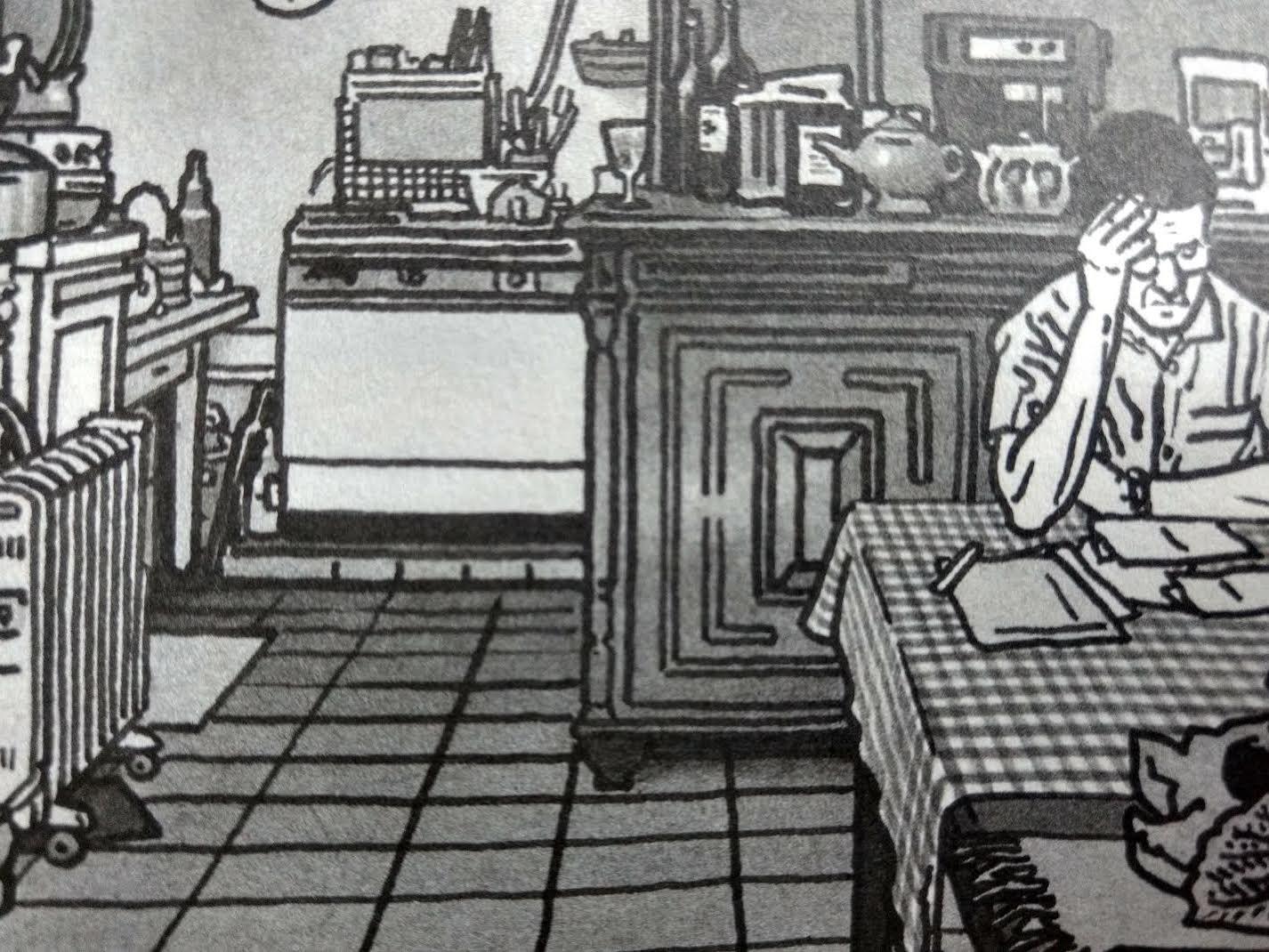 Alan's War, Graphic Novel Explorers Club
