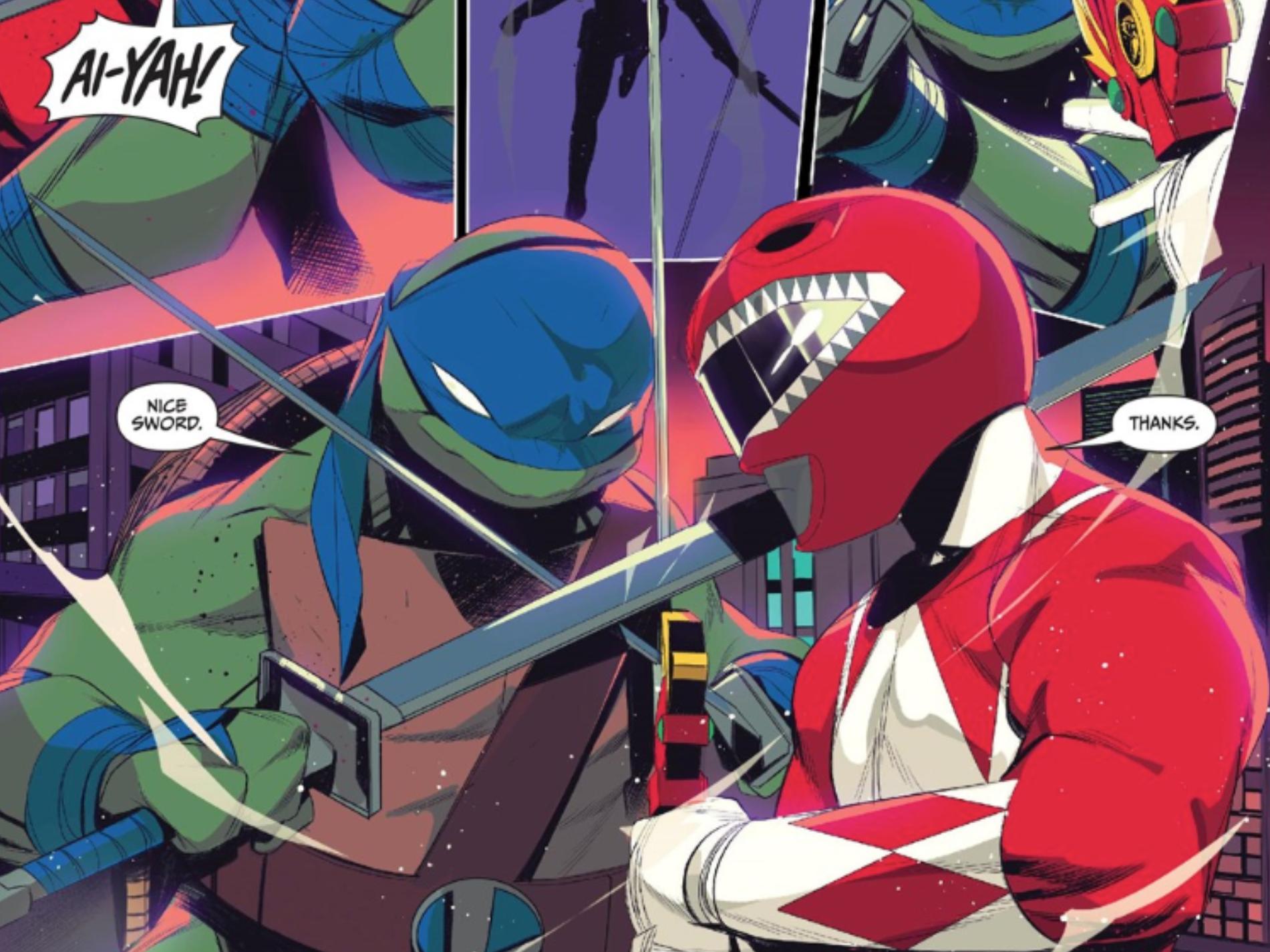 Mighty Morphin Power Rangers, Teenage Mutant Ninja Turtles, Graphic Novel Explorers Club, Comic Book Podcast, Graphic Novel Podcast