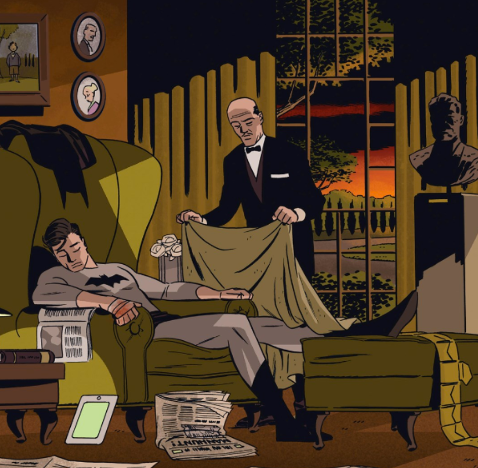 Batman, Batman Ego, Graphic Novel Explorers Club, Comic Book Podcast, Graphic Novel Podcast
