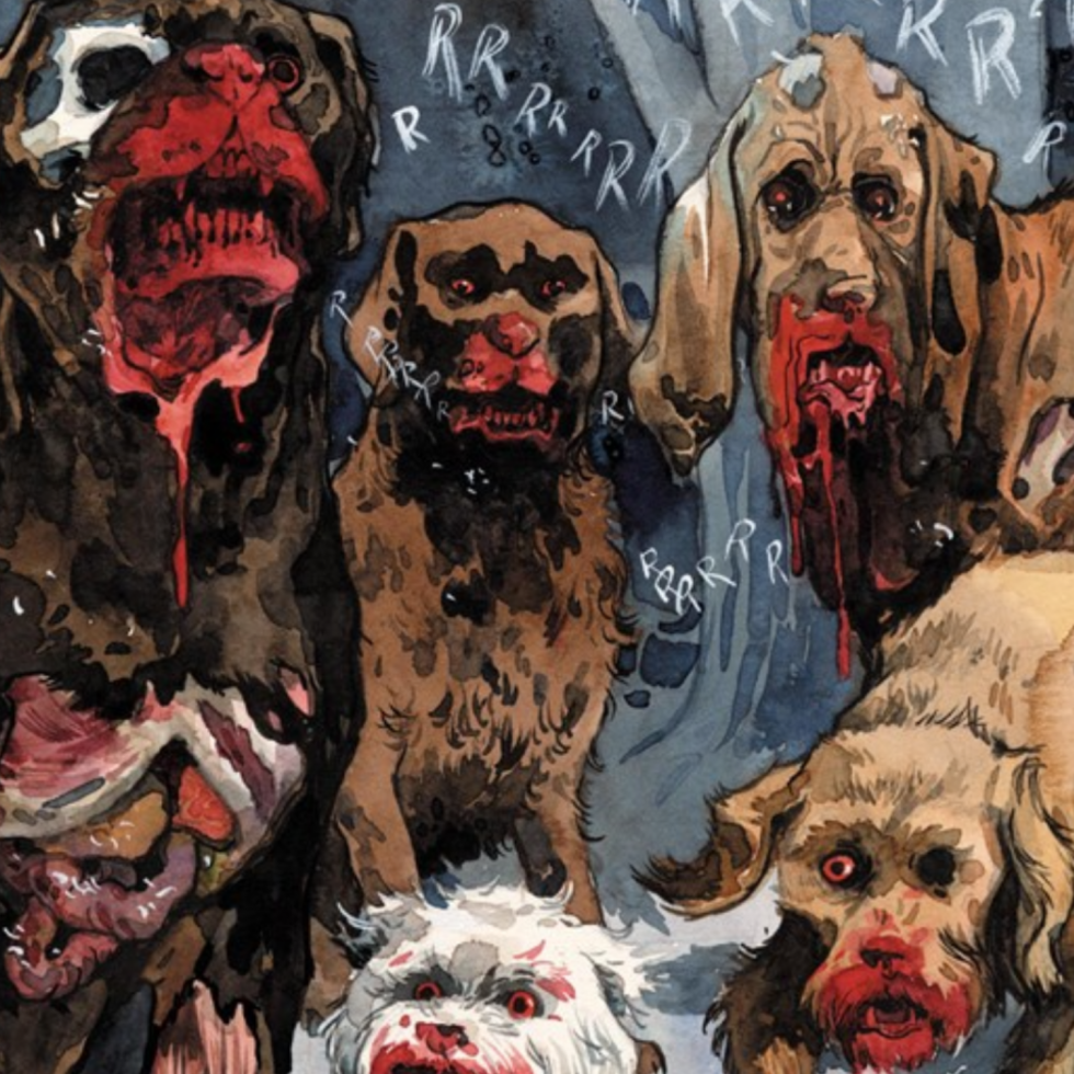 Beasts of Burden, Beasts of Burden Animal Rites, Graphic Novel Explorers Club, Comic Book Podcast, Graphic Novel Podcast