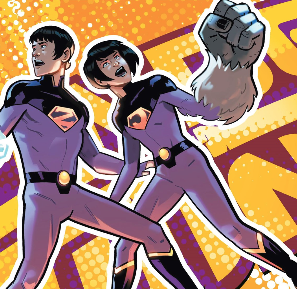 Wonder Twins: Activate, Wonder Twins, DC, Graphic Novel Explorers Club, Comic Book Podcast, Graphic Novel Podcast