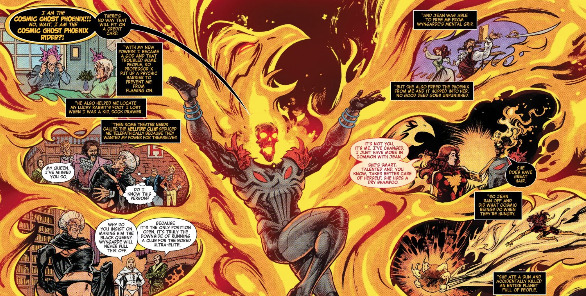 Cosmic Ghost Rider Destroys Marvel History, Graphic Novel Explorers Club, Comic Book Podcast, Graphic Novel Podcast