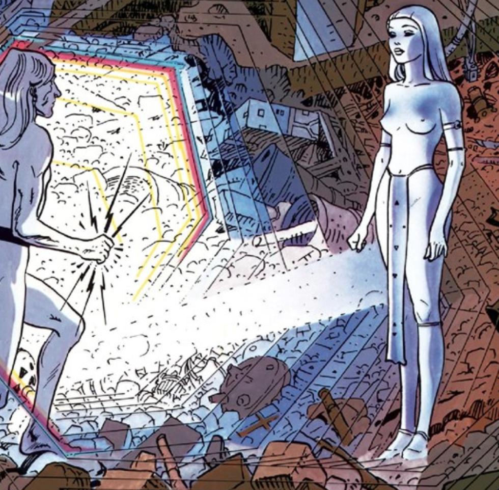 The Incal, Graphic Novel Explorers Club, Comic Book Podcast, Graphic Novel Podcast